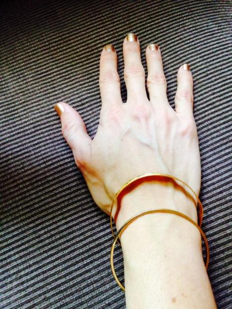 India above and Jordan below. Best Bracelet Buds  FOREVER. (BBBF)