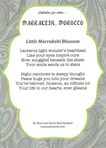 Marrakesh Poem